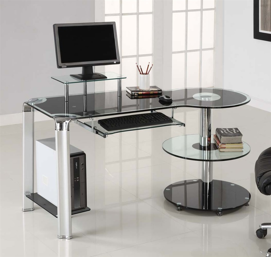 Glass Office Furniture Greenline